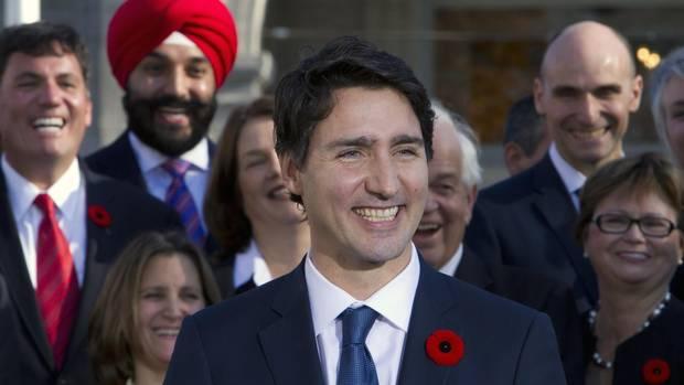 Trudeau 2015